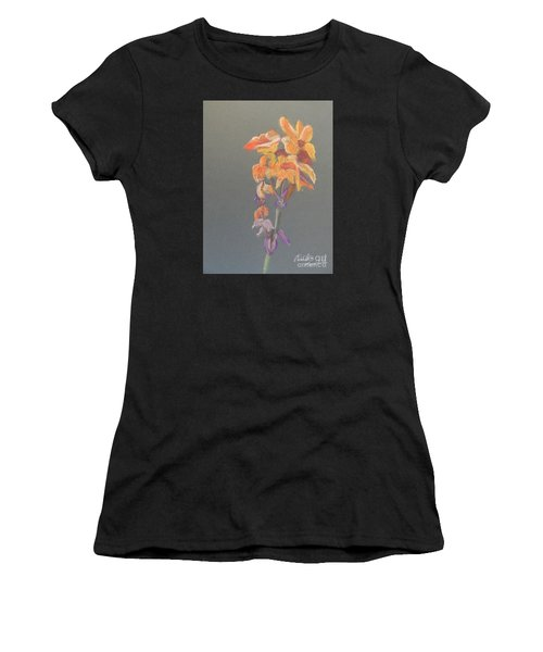 Canna Women's T-Shirt (Athletic Fit)