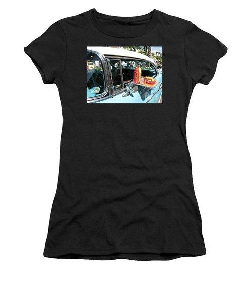 Car Hop Women's T-Shirt (Athletic Fit)