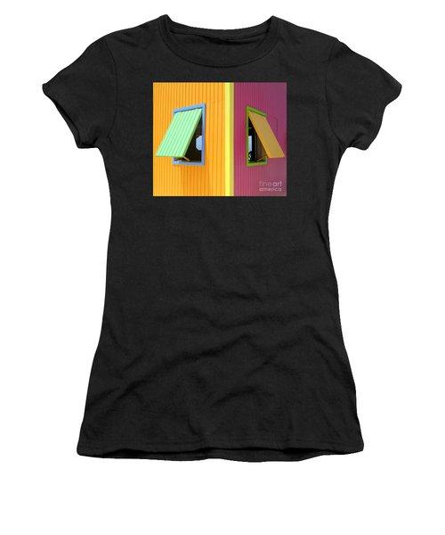 Caribbean Corner 3 Women's T-Shirt