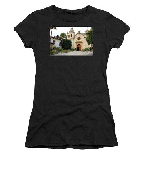 Carmel Mission Church Women's T-Shirt