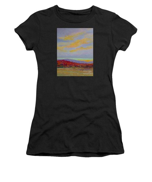 Carolina Autumn Sunset Women's T-Shirt
