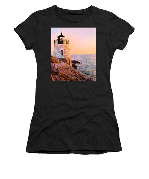 Castle Hill Light 3 Women's T-Shirt (Athletic Fit)