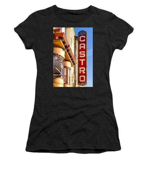 Castro Women's T-Shirt (Athletic Fit)