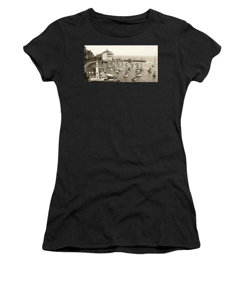 Catalina Island. Avalon Women's T-Shirt