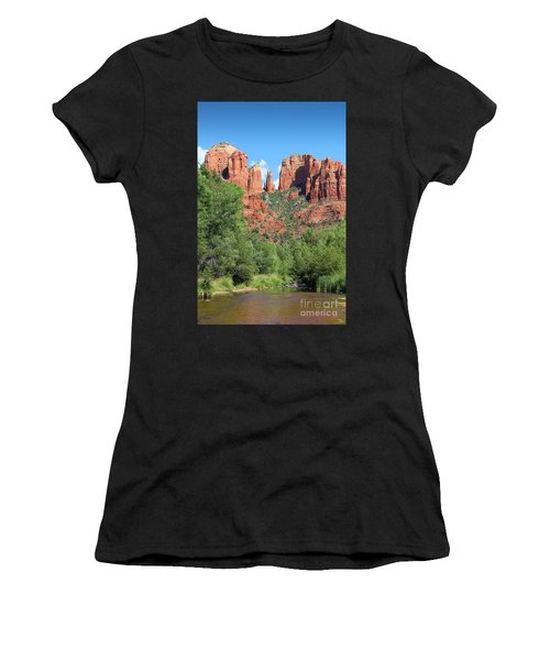 Cathedral Rock Sedona Women's T-Shirt