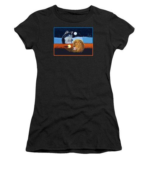 Celestial Kings Women's T-Shirt (Athletic Fit)
