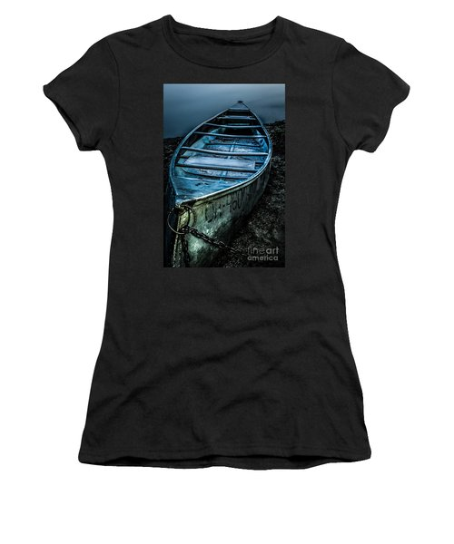 Chained At The Waters Edge Women's T-Shirt