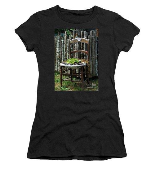 Chair Planter Women's T-Shirt