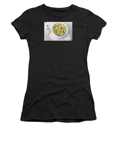 Chamomile Tea Women's T-Shirt (Athletic Fit)