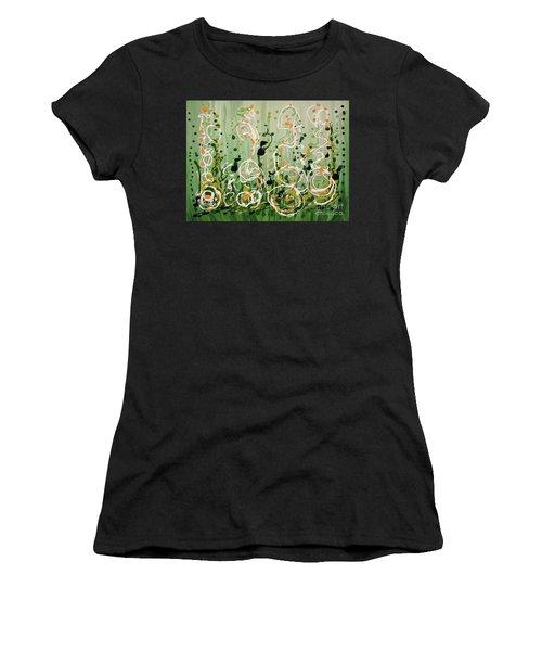 Champagne Symphony Women's T-Shirt