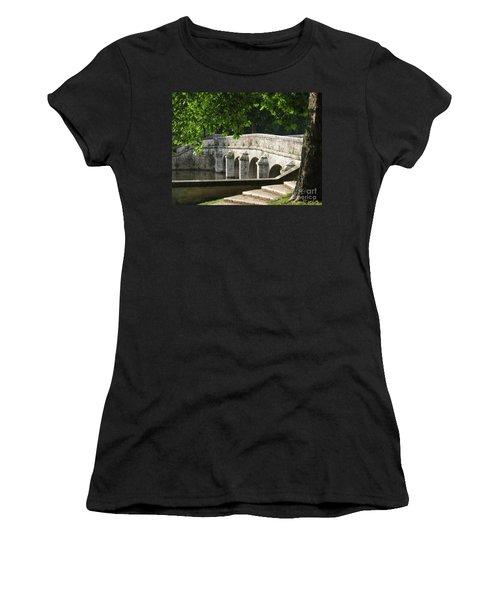 Chateau Chambord Bridge Women's T-Shirt
