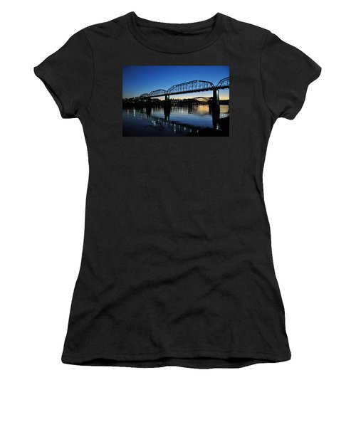 Tennessee River Bridges Chattanooga Women's T-Shirt