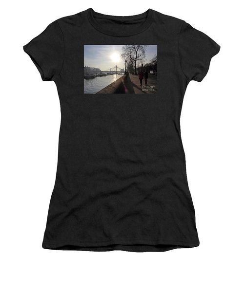 Chelsea Embankment London Uk Women's T-Shirt