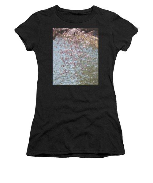 Cherry Blossoms P2 Women's T-Shirt