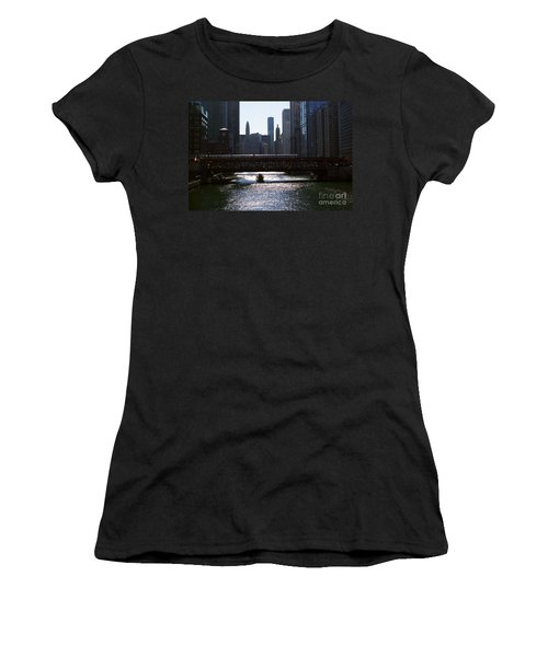 Chicago Morning Commute Women's T-Shirt