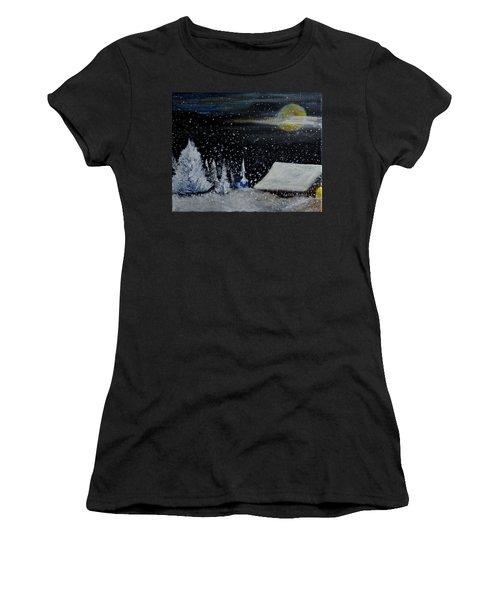 Christmas Eve Women's T-Shirt