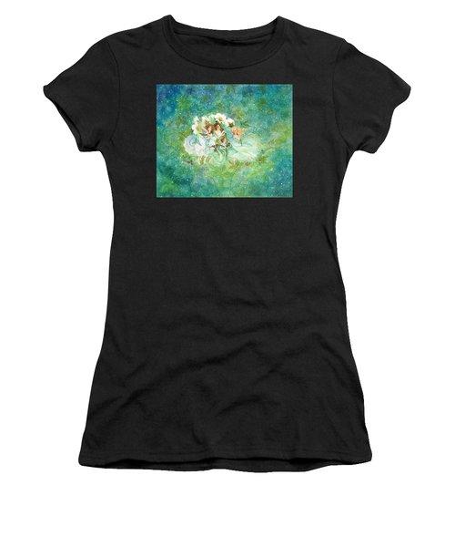 Christmas Fairies Women's T-Shirt