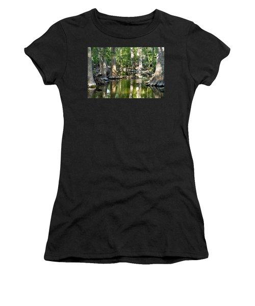 Cibolo Creek - 3 Women's T-Shirt (Athletic Fit)