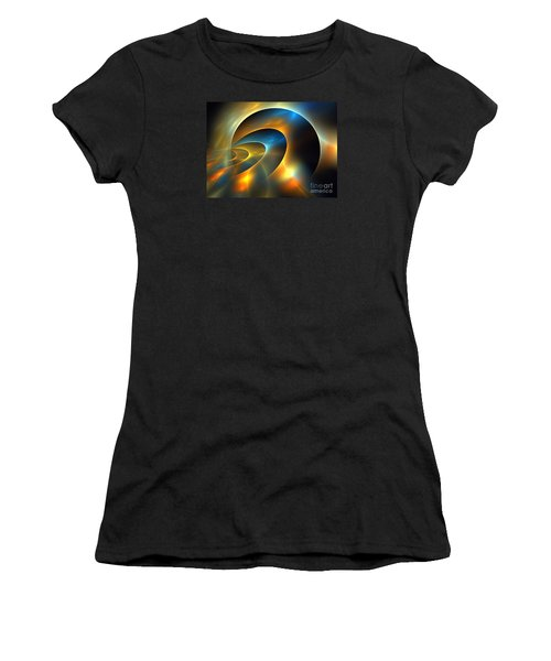 Circumbinary Women's T-Shirt (Athletic Fit)