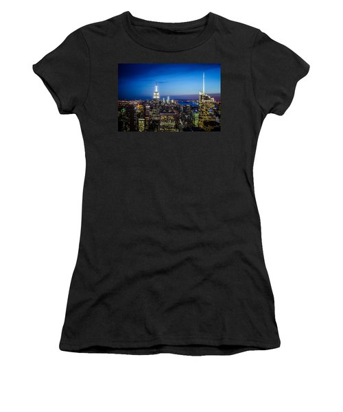City Lights Women's T-Shirt