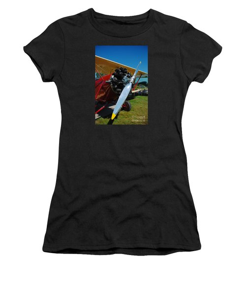 Clear Prop Women's T-Shirt (Athletic Fit)