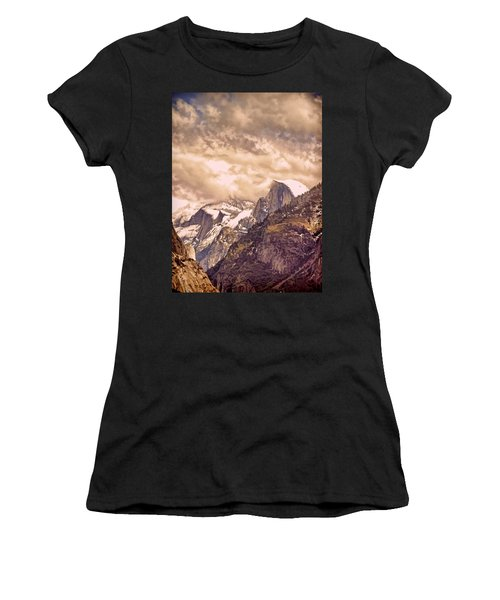 Clouds Over The Valley Women's T-Shirt