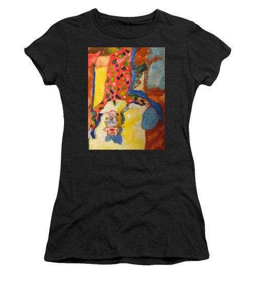 Clown Girl Women's T-Shirt