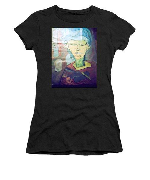 Cluttered Mind Women's T-Shirt