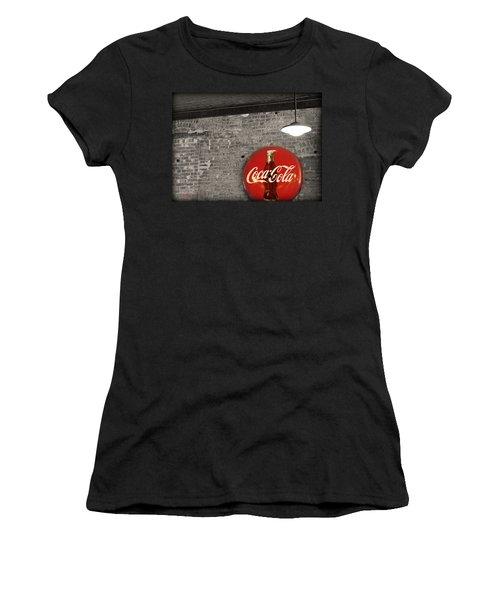 Coke Cola Sign Women's T-Shirt