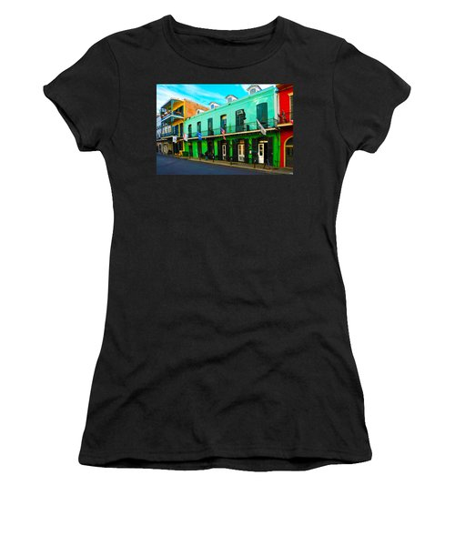 Color Perspective Women's T-Shirt