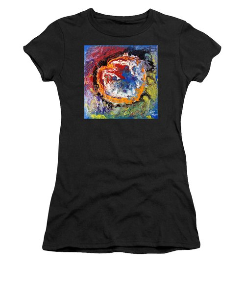 Colorful Happy Women's T-Shirt