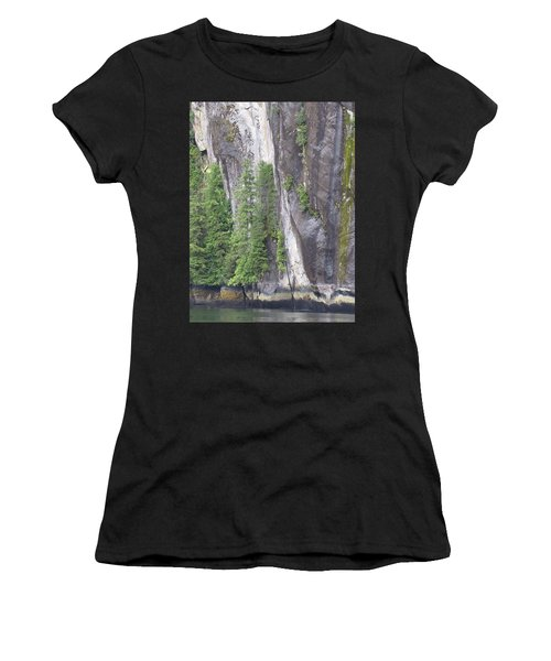 Colors Of Alaska - More From Misty Fjords Women's T-Shirt (Athletic Fit)