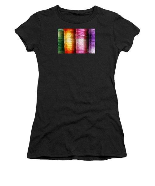 Colour Me Happy Women's T-Shirt (Athletic Fit)