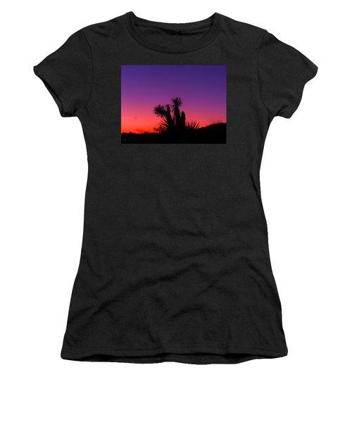 Colourful Arizona Women's T-Shirt (Athletic Fit)