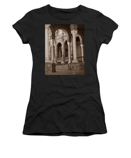 Columns And Arches Women's T-Shirt