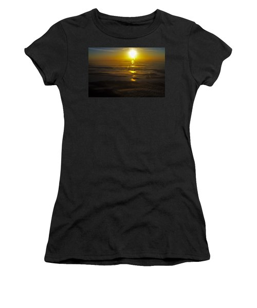 Conanicut Island And Narragansett Bay Sunrise II Women's T-Shirt