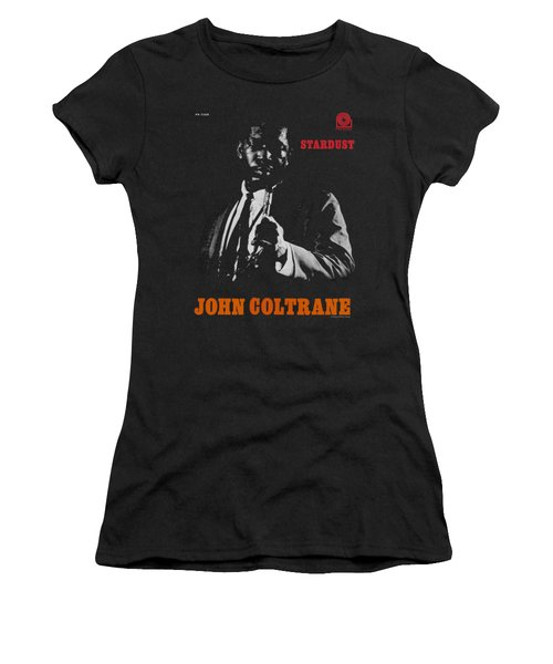 Concord Music - Coltrane Women's T-Shirt (Athletic Fit)