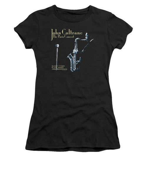 Concord Music - Paris Coltrane Women's T-Shirt