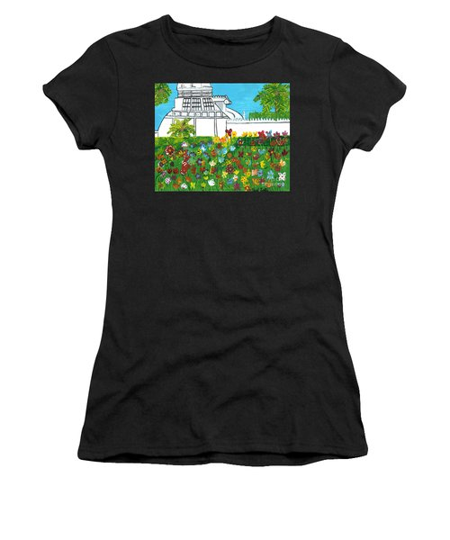 Conservatory Women's T-Shirt (Athletic Fit)