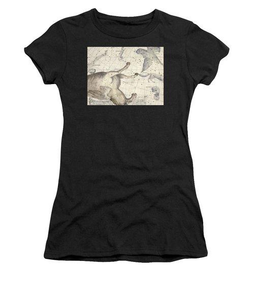 Constellation Of Pegasus Women's T-Shirt (Athletic Fit)