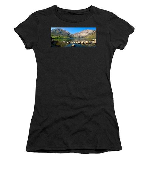 Convict Lake Panorama Women's T-Shirt