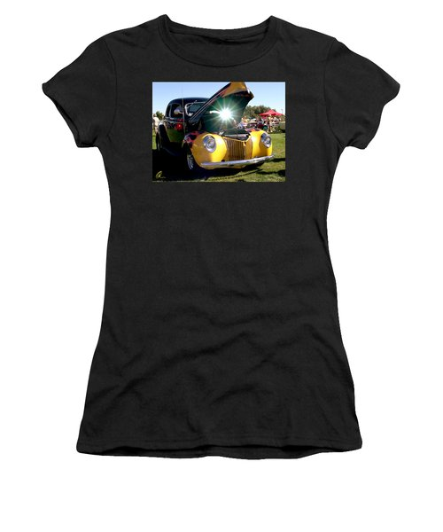 Cool Ride Women's T-Shirt (Athletic Fit)