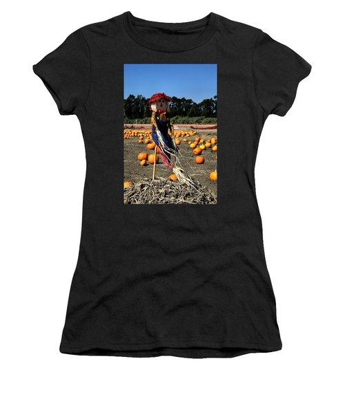 Corn Mom Women's T-Shirt (Athletic Fit)