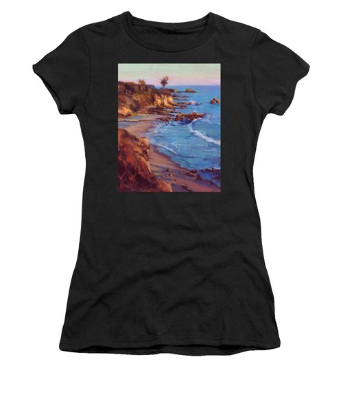 Corona Del Mar / Newport Beach Women's T-Shirt (Athletic Fit)