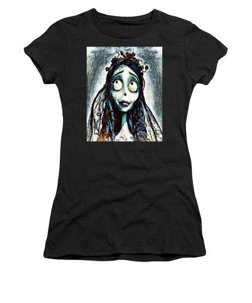 Corpse Bride Women's T-Shirt (Athletic Fit)