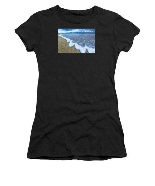 Corrugated Foam Women's T-Shirt
