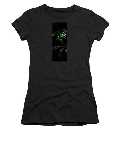 Cosmic Alien Eyes Original Women's T-Shirt (Athletic Fit)