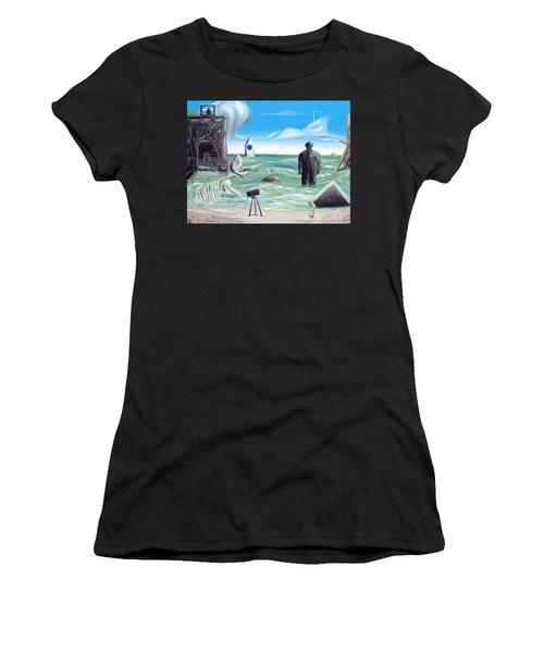 Cosmic Broadcast -last Transmission- Women's T-Shirt