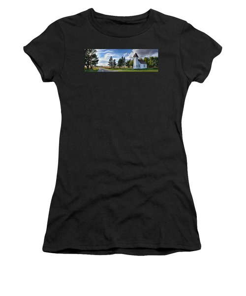 Country Church Women's T-Shirt