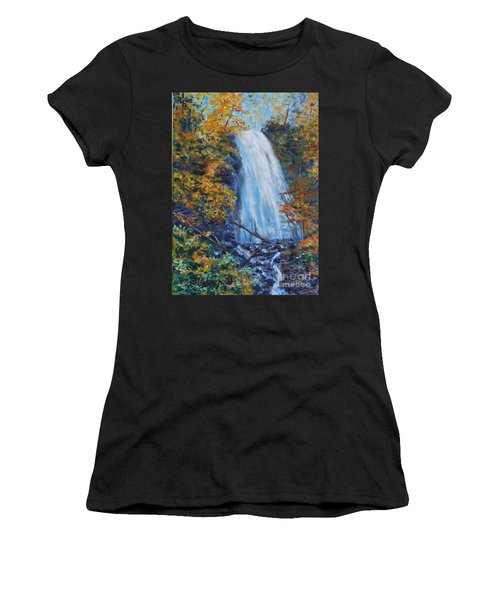Crab Tree Falls Women's T-Shirt